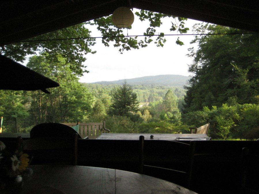 Camp Dining Room View