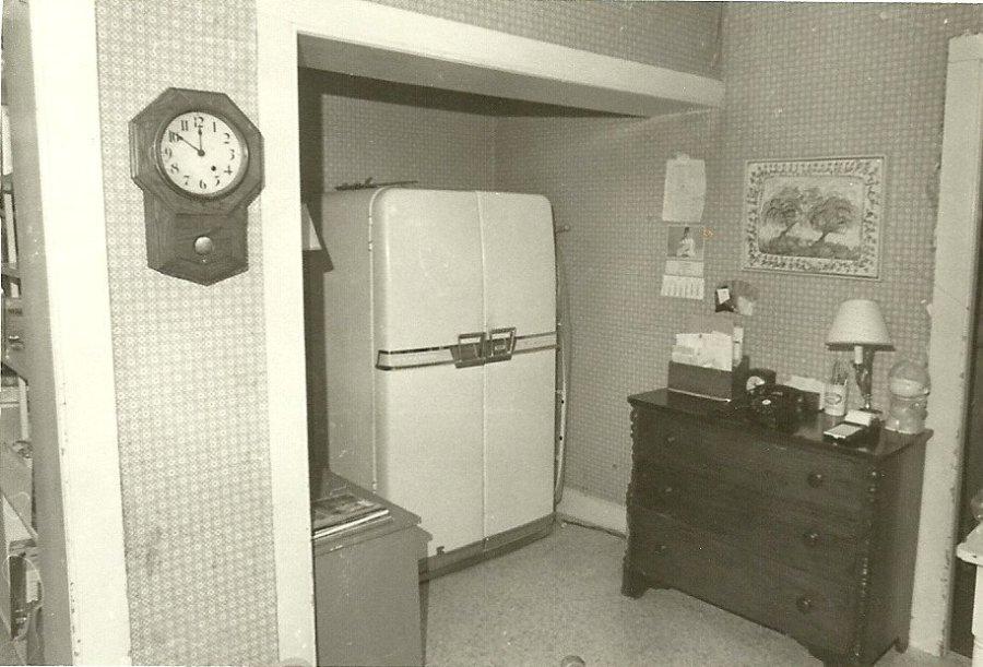 Farm House Kitchen - 1978