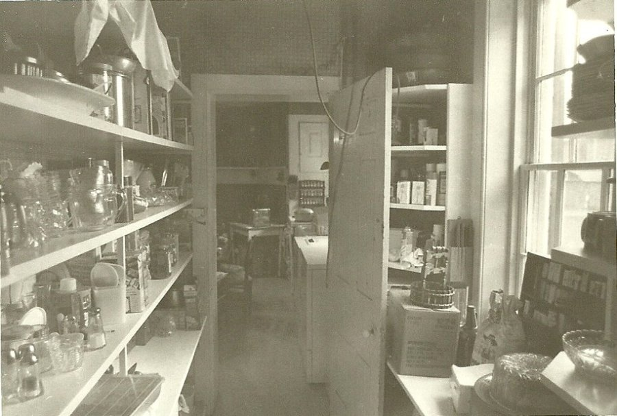 Kitchen Pantry - 1978