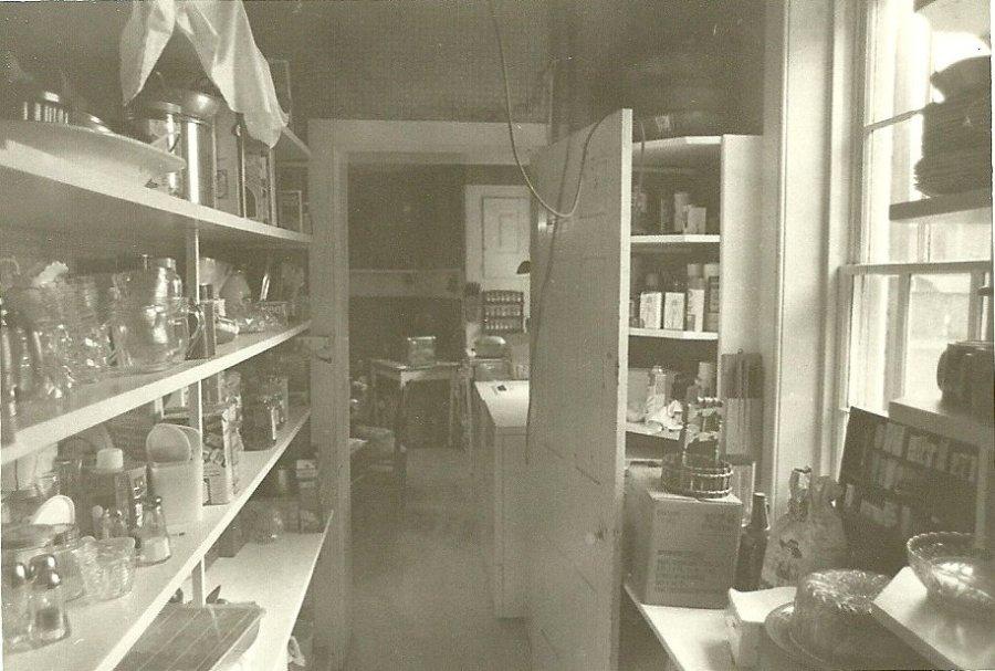 Kitchen Pantry - 1978